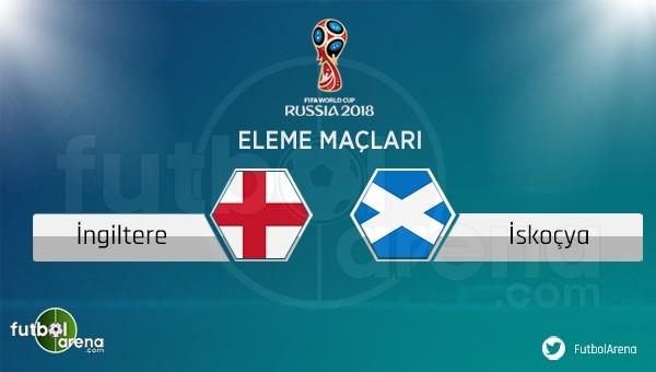 İngiltere - İskoçya maçı saat kaçta, hangi kanalda?