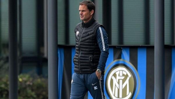 Inter, Frank de Boer ile yolları ayırdı! Yerine...