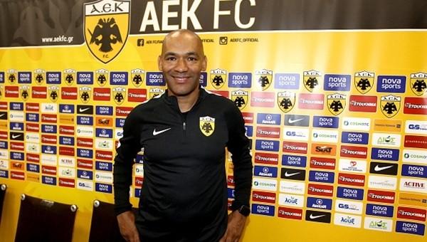 Jose Morais, AEK'nın son 35 yılındaki en kötü yabancı hocası