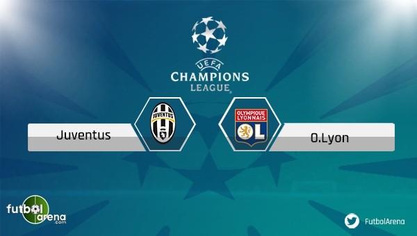 Juventus - Lyon maçı saat kaçta, hangi kanalda?