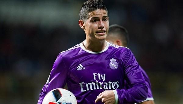 Juventus'tan transfer harekatı: James ve Witsel...