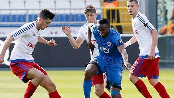 Kasımpaşa 2-2 Karabükspor maç özeti ve golleri
