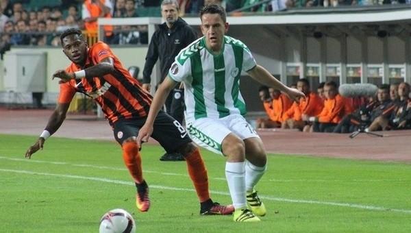 Konyaspor için son şans! Shakhtar Donetsk - Konyaspor muhtemel 11'ler