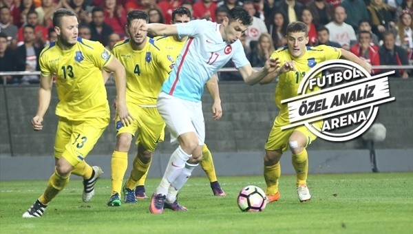 Kosova maçının oyuncusu Burak Yılmaz
