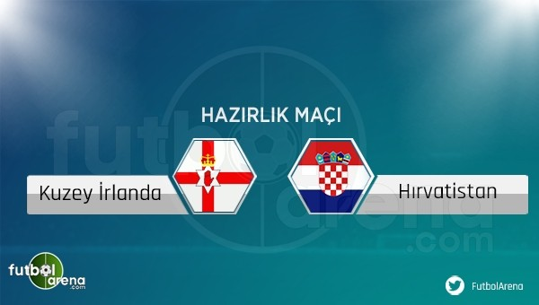 Kuzey İrlanda - Hırvatistan maçı saat kaçta, hangi kanalda? Canlı izle