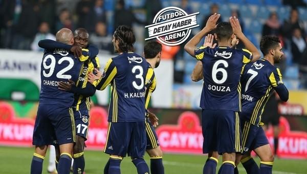 Ligin en golcüsü Fenerbahçe oldu