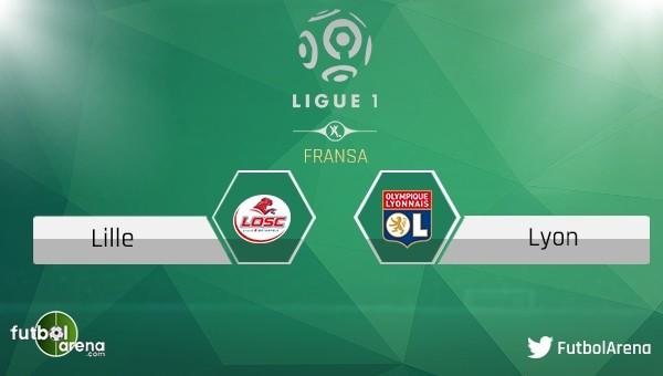 Lille - Lyon maçı saat kaçta, hangi kanalda?