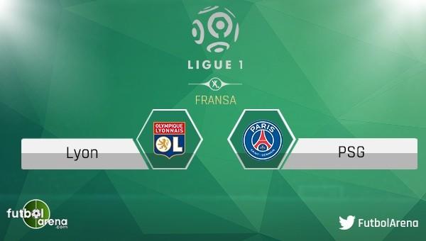 Lyon - Paris Saint-Germain (PSG) maçı saat kaçta, hangi kanalda?