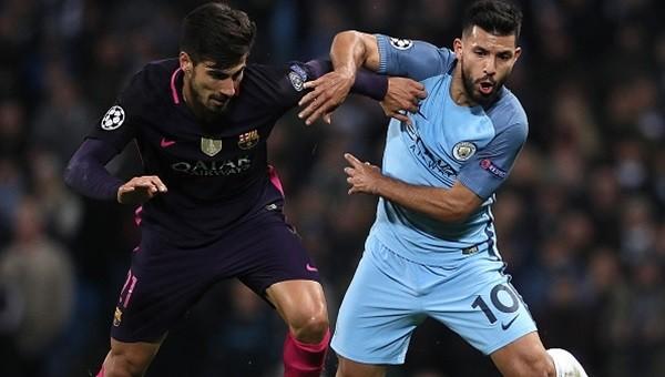 Manchester City, Barcelona'yı devirdi
