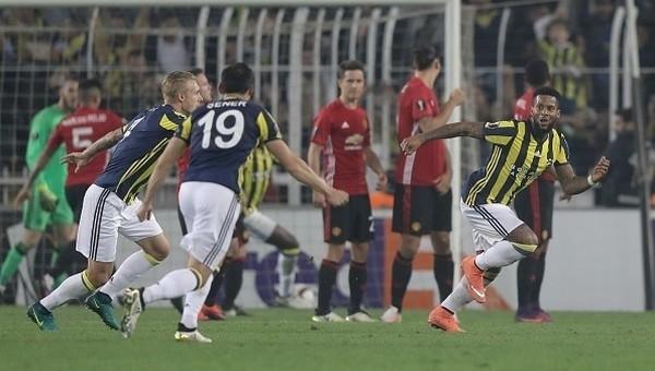 Manchester United maçında Fenerium rekor kırdı