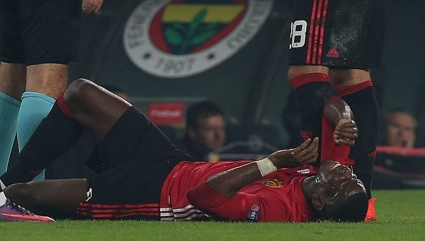 Manchester United'da şok sakatlık!