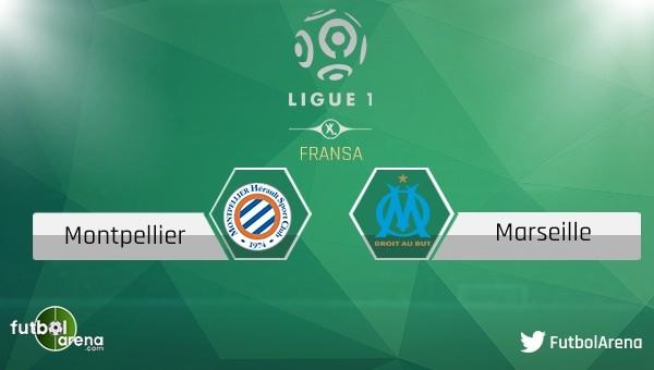 Montpellier - Marsilya maçı saat kaçta, hangi kanalda?