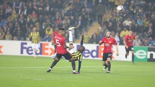 Moussa Sow haftanın futbolcusu seçildi