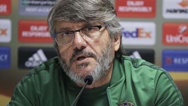 Mustafa Reşit Akçay: 'Villarreal'e zorluk çıkartacağız'