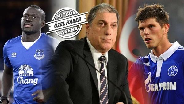 Niasse ve Huntelaar transfer edilecek mi?