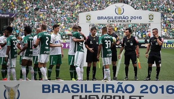 Palmeiras son hafta maçına Chapecoense formasıyla çıkıyor