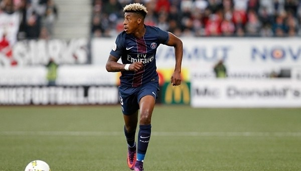 Paris Saint Germain'den Kimpembe kararı