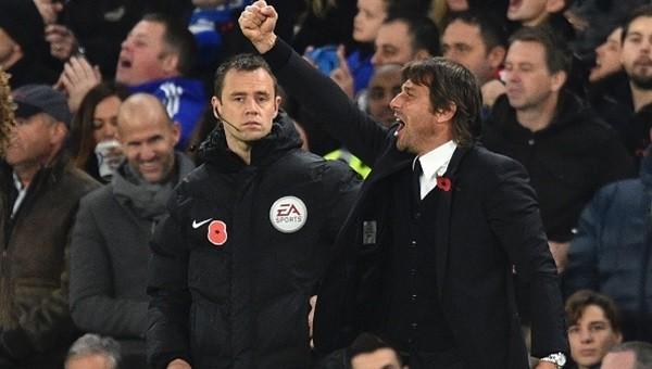 Premier Lig'de yeni lider Conte!