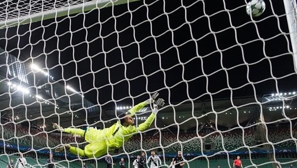 Real Madrid paçayı zor kurtardı