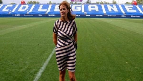 Real Madrid'e meydan okuyan kadın başkan