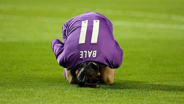 Real Madrid'te Gareth Bale şoku