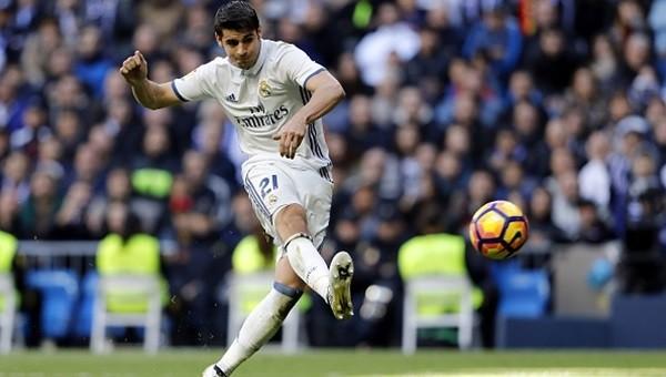 Real Madrid'te Morata üzüntüsü