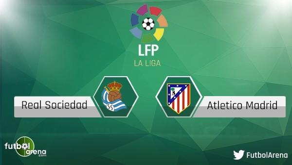 Real Sociedad - Atletico Madrid maçı saat kaçta, hangi kanalda?