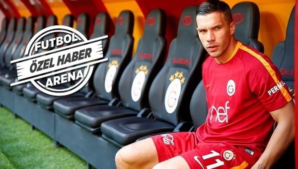 Riekerink'in tercihi Lukas Podolski