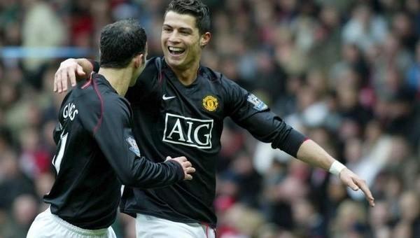 Ryan Giggs: 'Oynadığım en iyi oyuncu Ronaldo'