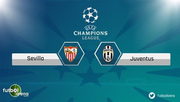 Sevilla - Juventus maçı saat kaçta, hangi kanalda?