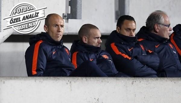 Sneijder hayal kırıklığı yarattı