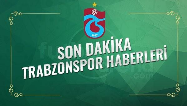 Son Dakika Trabzonspor Transfer Haberleri (30 Ocak 2017 Pazartesi)