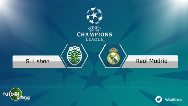 Sporting Lizbon - Real Madrid maçı saat kaçta, hangi kanalda?