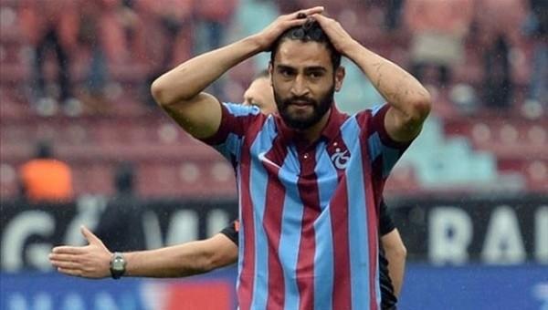 Trabzonspor'da Mehmet Ekici zirvesi