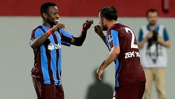 Trabzonspor'da Onazi şoku