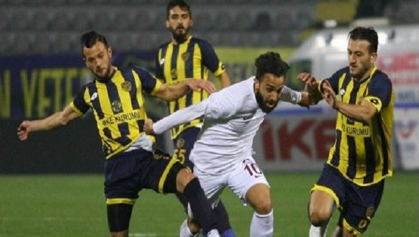 Tuzlaspor - Ankaragücü maçı kaç kaç bitti?