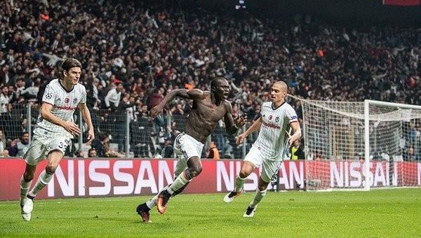 UEFA'dan Beşiktaşlı Aboubakar'a büyük övgü