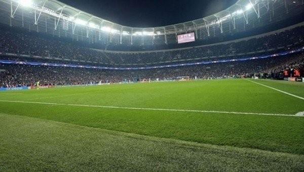 Türkiye Kupası'nda Beşiktaş - Fenerbahçe derbisinde seyirci sayısı