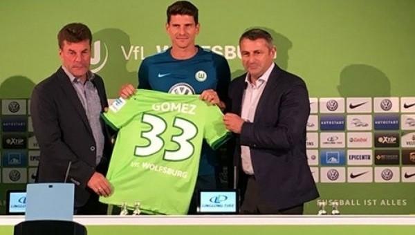 Wolfsburg'dan FLAŞ karar! Mario Gomez...