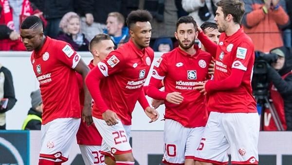 Yunus Mallı şov yaptı, Mainz 05 kazandı
