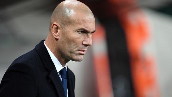 Zidane, Mourinho'dan beri ilki başardı
