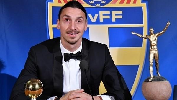 Zlatan Ibrahimovic: 'Ben öldüğümde heykelim yaşayacak'