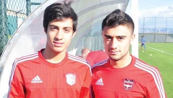 15 yaşındaki oyuncudan kupada gol!