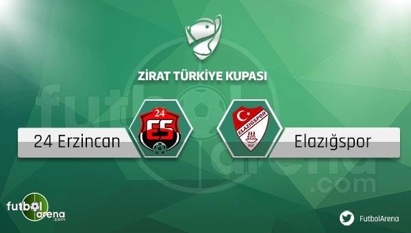 24 Erzincanspor - Vartaş Elazığspor maçı saat kaçta, hangi kanalda?