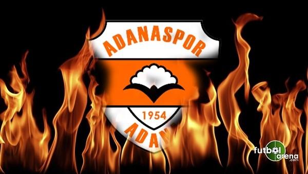 Adanaspor'dan hakemlerle ilgili sert açıklama