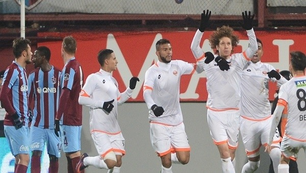 Adanasporlu Renan Fuguinho'dan Trabzonspor maçı sonrası hakem açıklaması