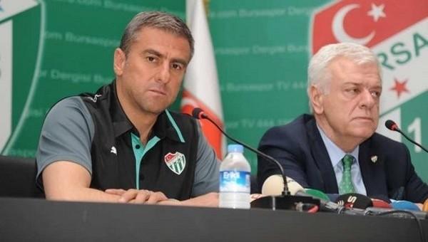 Ali Ay: 'Hamza Hamzaoğlu ile yola devam'