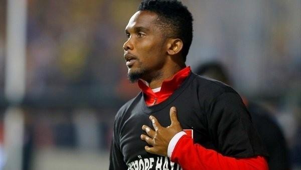 Antalyaspor'dan Samuel Eto'o için transfer açıklaması