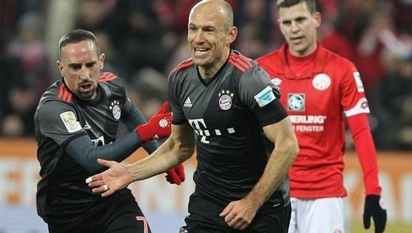 Arjen Robben'den FLAŞ transfer açıklaması