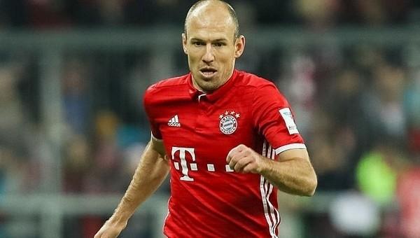 Arjen Robben'den transfer sözleri